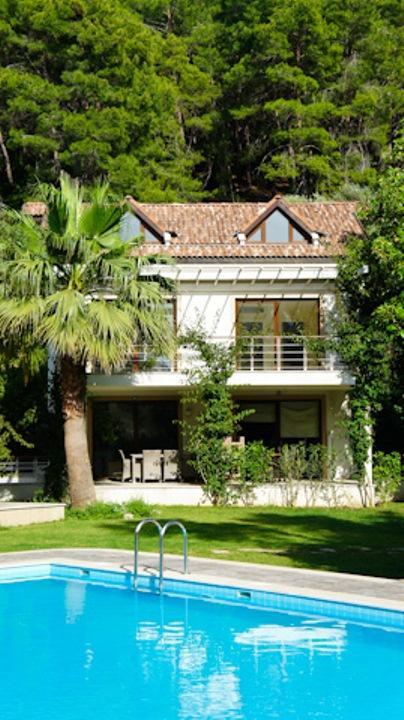 2 Bedrooms Luxury Garden Duplex, car isnt needed - Image 1 - Gocek - rentals