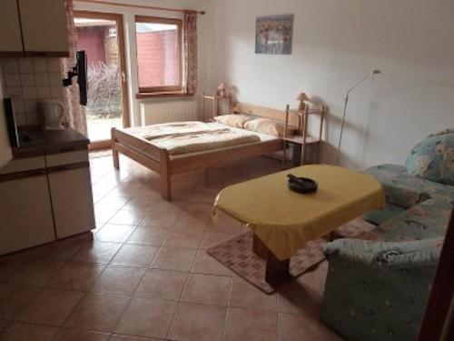 Vacation Apartment in Riepsdorf - 215 sqft, quiet, friendly, natural (# 5038) #5038 - Vacation Apartment in Riepsdorf - 215 sqft, quiet, friendly, natural (# 5038) - Thomsdorf - rentals