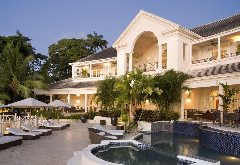 Cove Spring House at The Garden, Barbados - Oceanfront, Secluded White Sandy Beach, Pool - Image 1 - The Garden - rentals