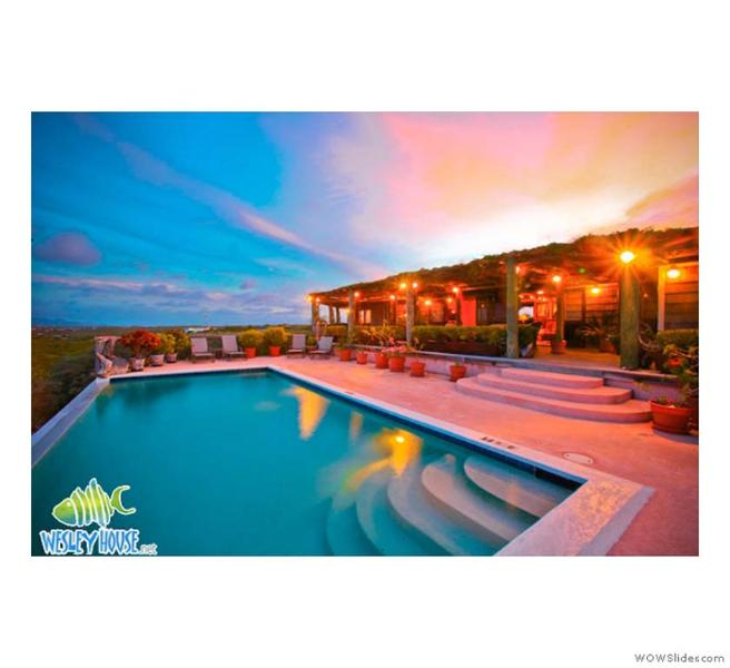 Wesley House (HSEWES) at Anguilla - Ocean View, Pool - Image 1 - Anguilla - rentals
