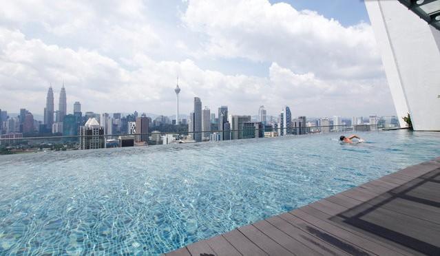 Family Suite in KL City - Sleeps 4 - Image 1 - Kuala Lumpur - rentals