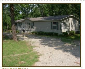 Front of House - Just like Home Lake Texoma near Alberta Creek - Kingston - rentals
