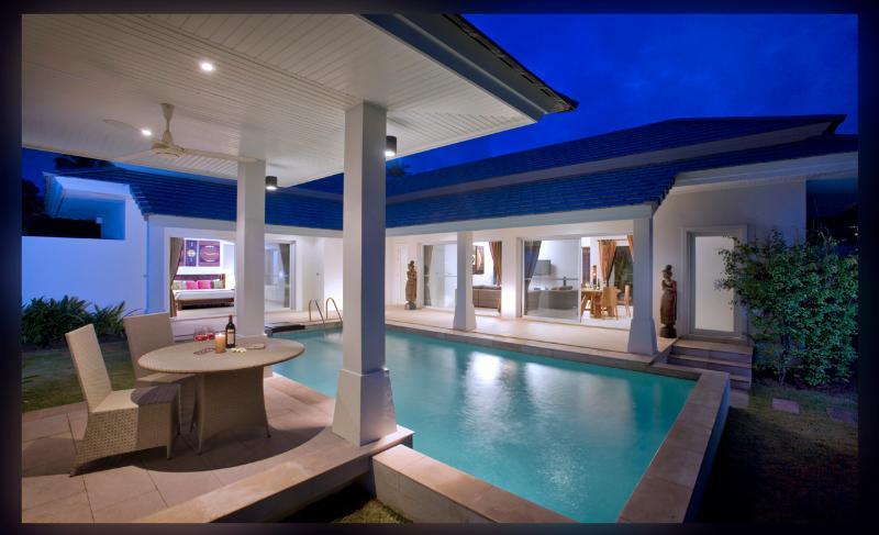 Samui Sunset 22G is luxury - Luxurious Private Villa in Choeng Mon - Bophut - rentals