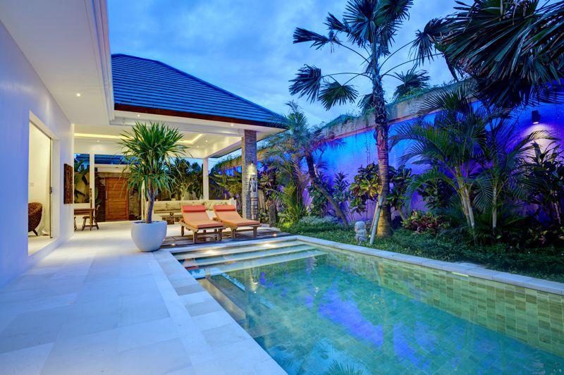 Wonderfull Villa 1 Br - Piscine Privee -Bali -Seminyak - Image 1 - Seminyak - rentals