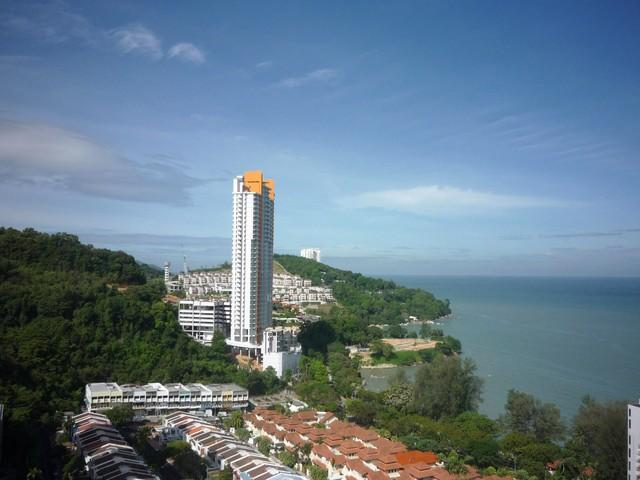View from Master bedroom - Miami Green 5* Resort - Batu Ferringhi - rentals