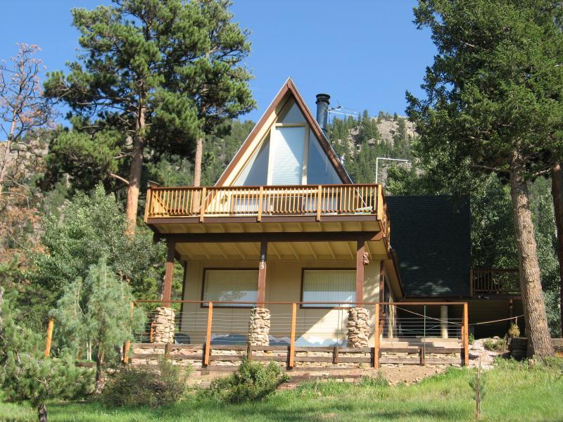 Peak View - 4 bedrooms with great views - Image 1 - Estes Park - rentals