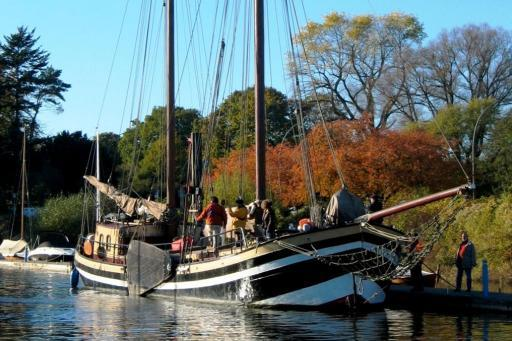Sailing houseboat Amsterdam - Image 1 - Amsterdam - rentals