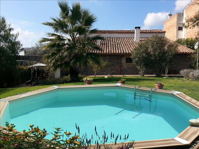 Majestic 5-bedroom villa in Ametlla del Vallès, only 20 minutes from Barcelona - Image 1 - L'Ametlla del Valles - rentals