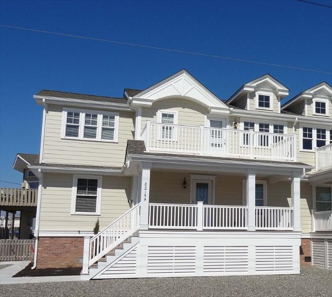 8215 Second Avenue South Stone Harbor NJ 08247 Front Exterior - 8215 Second Ave. in Stone Harbor, NJ - ID 665069 - Stone Harbor - rentals