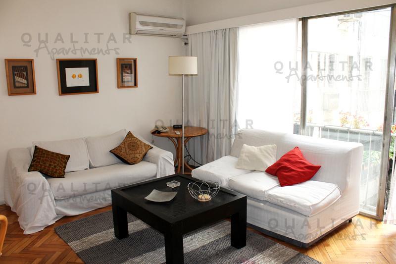 Cozy apartment in Del Libertador Ave and Salguero - Palermo (202PA) - Image 1 - Buenos Aires - rentals