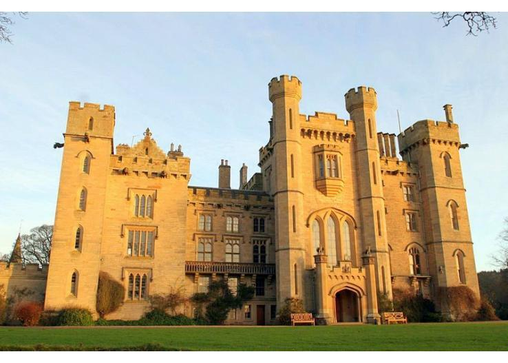 C14th Castle Estate - Image 1 - Duns - rentals