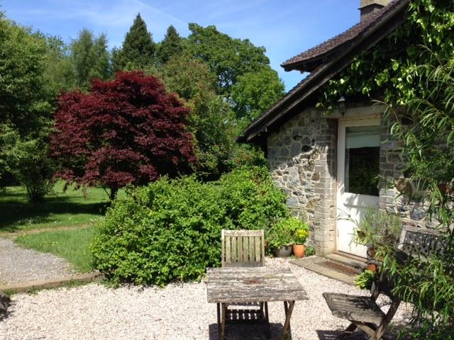 Romantic sunny garden cottage + wifi in Devon - Image 1 - Buckfastleigh - rentals