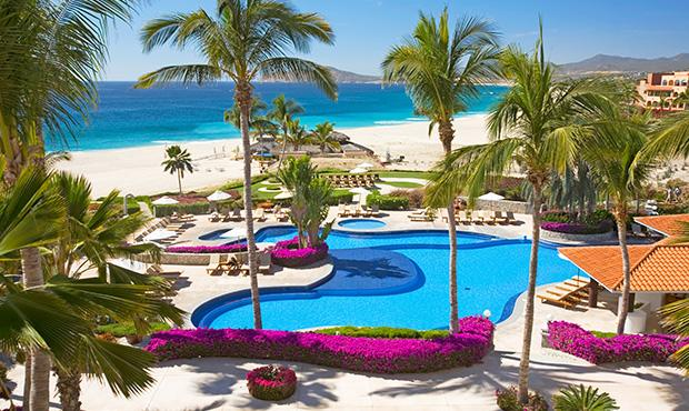 Pool - Free Golf included in your Rental on Three of  Los Cabos Golf Courses - Cabo San Lucas - rentals
