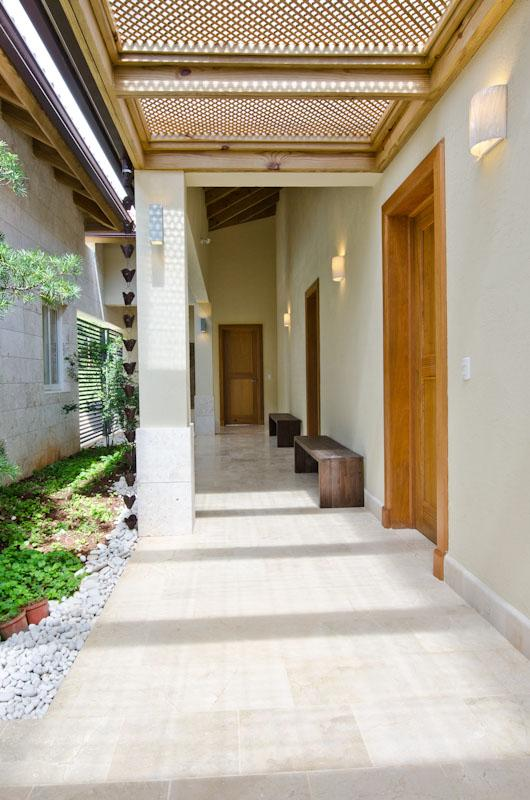 corredor - CASA DE CAMPO LUXURY 4 BEDROOM VILLA - Altos Dechavon - rentals