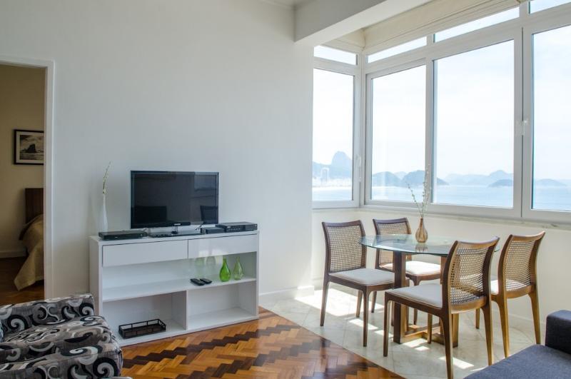W101 - 3 Bedroom with Ocean View in Copacabana - Image 1 - Rio de Janeiro - rentals