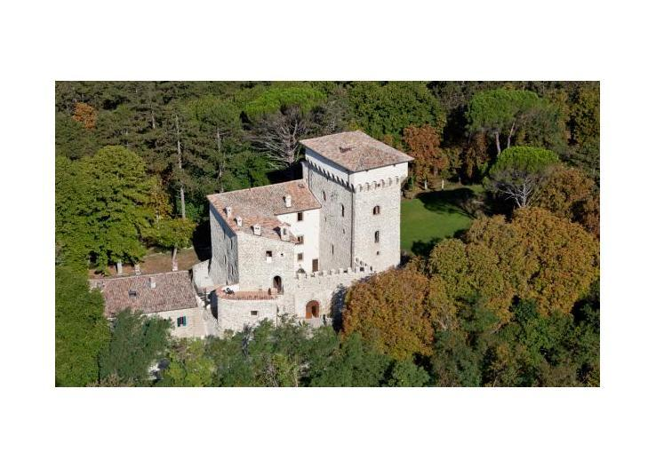 Castello Carducci - Image 1 - Gubbio - rentals