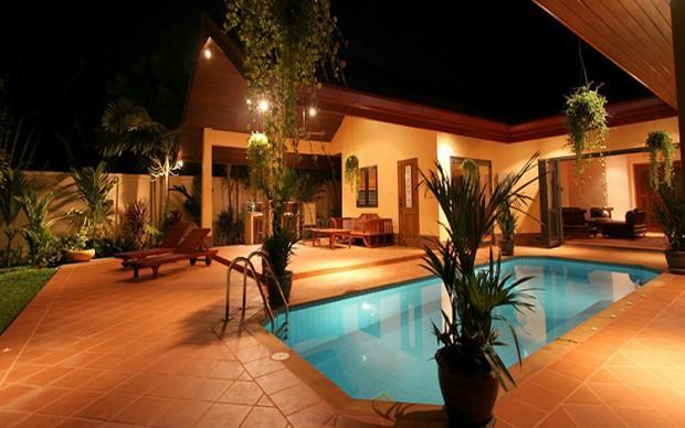 4 Bedroom Affordable Holiday Villa in Chalong - cha03 - Image 1 - Chalong Bay - rentals