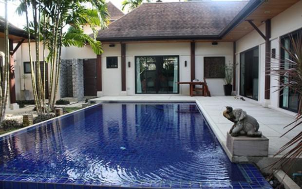 4 Bedroom Private Pool Villa for Rent in Nai Harn - nai22 - Image 1 - Rawai - rentals