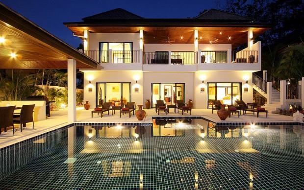 Absolutely Amazing 6 Bedroom Villa for Rent in Phuket - nai16 - Image 1 - Rawai - rentals