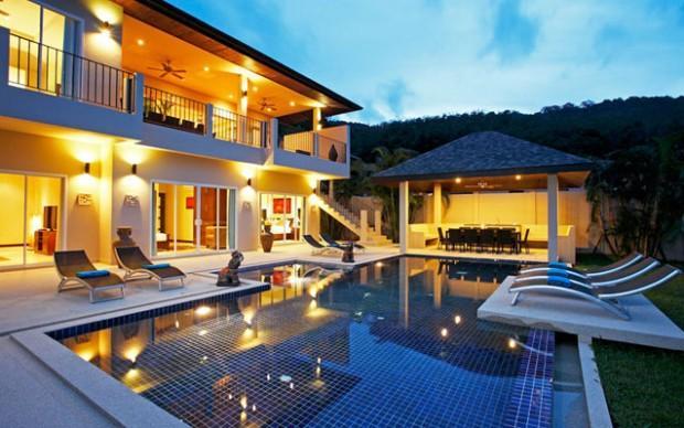 Breathtaking 7 Bedroom Villa in Phuket as Holiday Rental - nai19 - Image 1 - Rawai - rentals