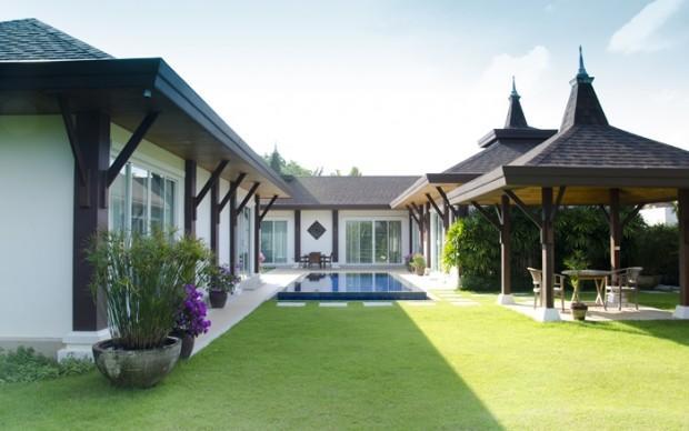 One of the Quietest Phuket Villa Rentals in Thalang - ban46 - Image 1 - Phuket - rentals
