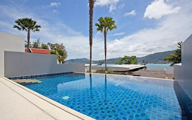 2 Bedroom Sea View Pool Villa in Patong - pat09 - Image 1 - Patong - rentals