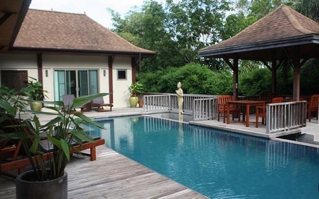 Fantastic 4 Bedroom Pool Villa in Naiharn - nai45 - Image 1 - World - rentals