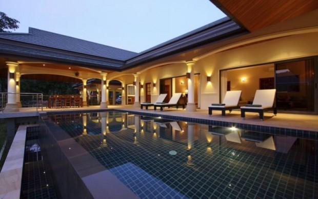 Villa Near Beach in Naiharn: Quiet Comfort - nai41 - Image 1 - Kata - rentals