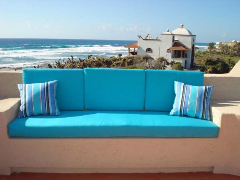 MAYA - DENA4 - Beach Front, private pool spacious patios and balconies - Image 1 - Akumal - rentals