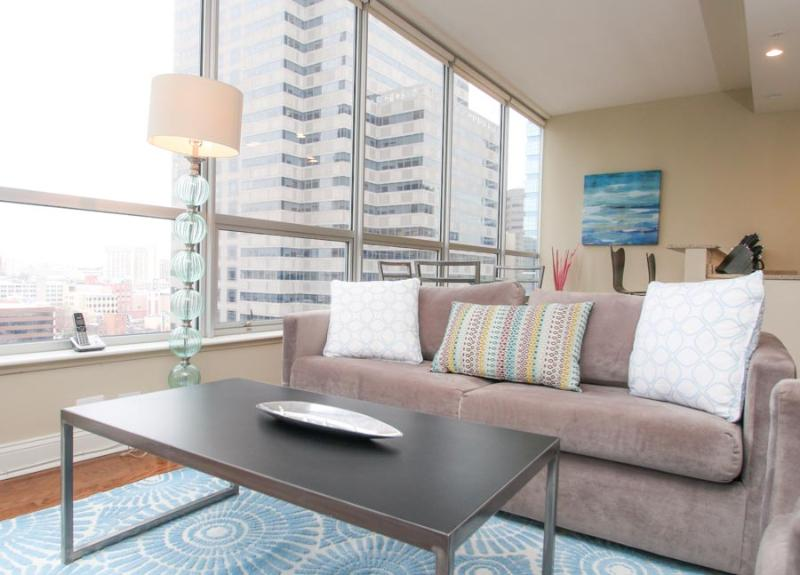 Rittenhouse1003 - If you stay here UrHip sleep 4 - Image 1 - Philadelphia - rentals