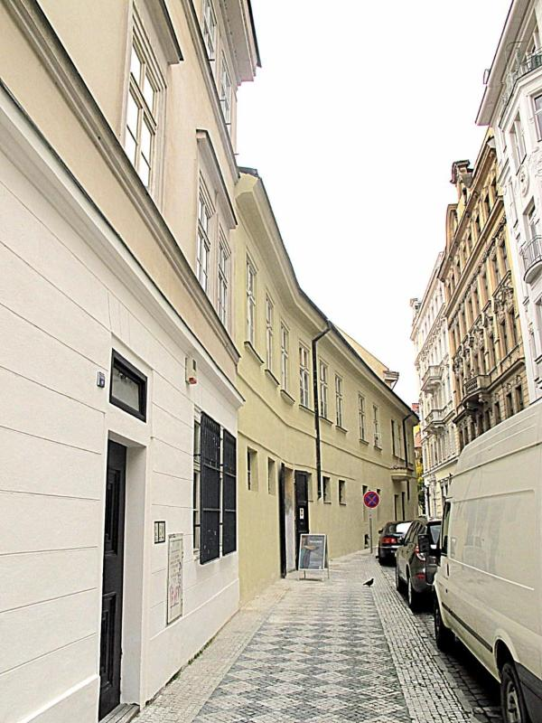the narrow streets of the old town - New renovated apartment in historic centre - Prague - rentals
