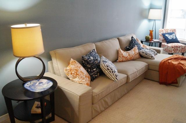 Brand new chaise lounge! - Updated 2 BR Condo in Downtown Wilmington DE - Wilmington - rentals
