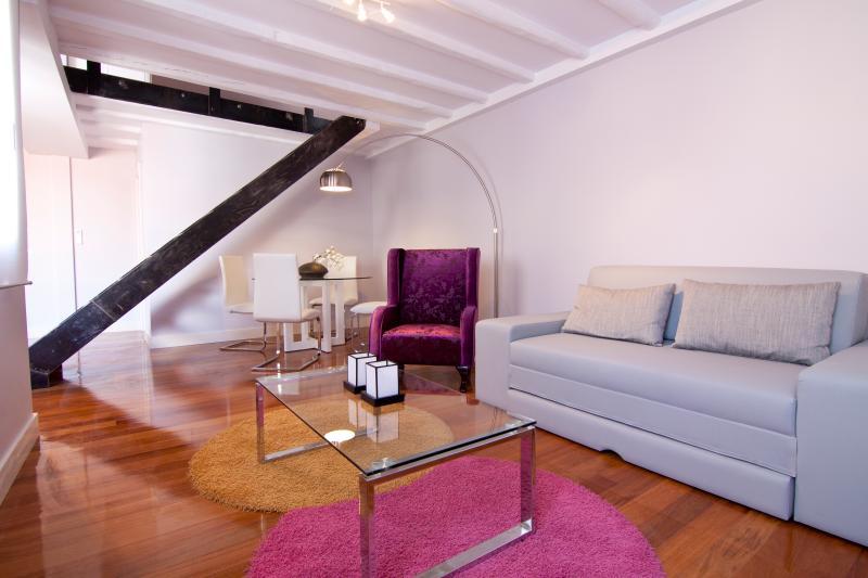 Duplex 2 bds/2baths Museums/ Letras - Image 1 - Madrid - rentals