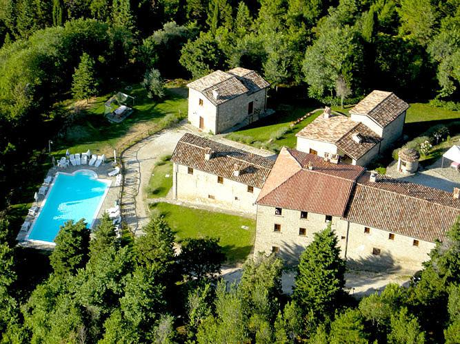 Le Valcelle Country House - Image 1 - Montone - rentals