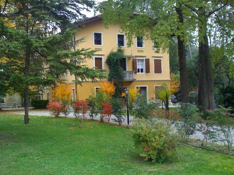 FACADE - Villa Anita, A Venetian Villa In Friuli Region - Ronchi dei Legionari - rentals