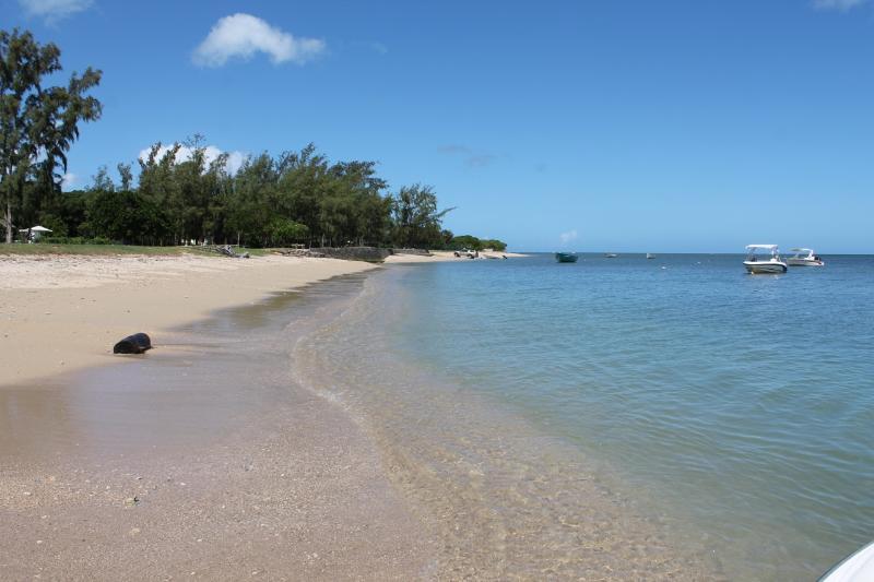 Les Salines Beach and Sea - TICAZA Mauritius - Riviere Noire - rentals