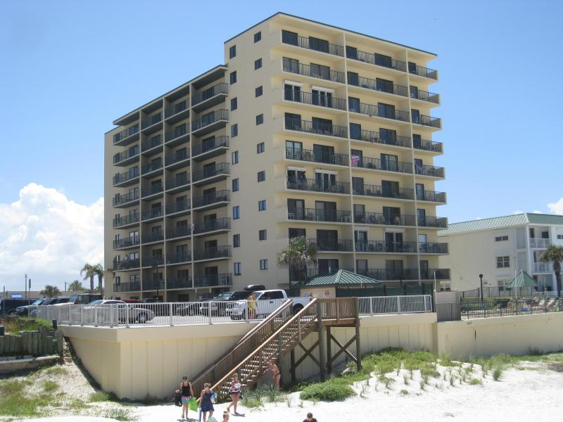 Sunglow Resort Beach View - John's Ocean Getaway -  Ocean View Full Size Condo - Daytona Beach - rentals