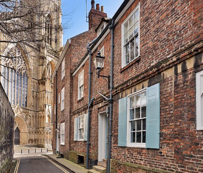 No. 2 Precentor's Court - 2 Precentor's Court, York Minster - York - rentals