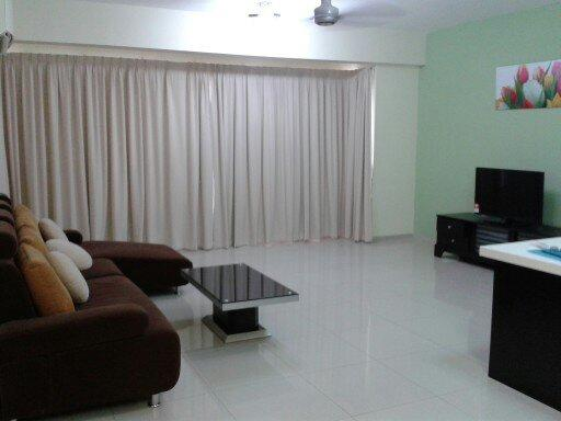 Apartment Lobby with Private Wifi & Cable TV - Penang Times Square, Birch Plaza 11 - Georgetown - rentals
