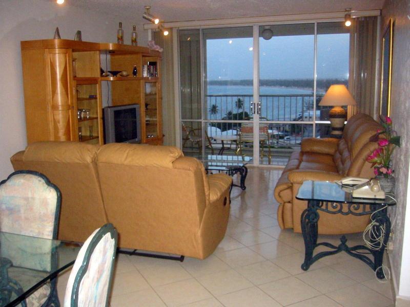 ESJ Towers Two Bedroom ocean view 10 floor - Image 1 - San Juan - rentals