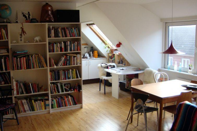 Matthaeusgade Apartment - Bright and nice Copenhagen apartment near Forum metro - Copenhagen - rentals