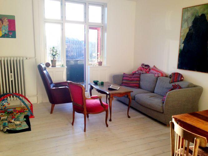 Aarhusgade Apartment - Spacious Copenhagen apartment at Aarhus square - Copenhagen - rentals