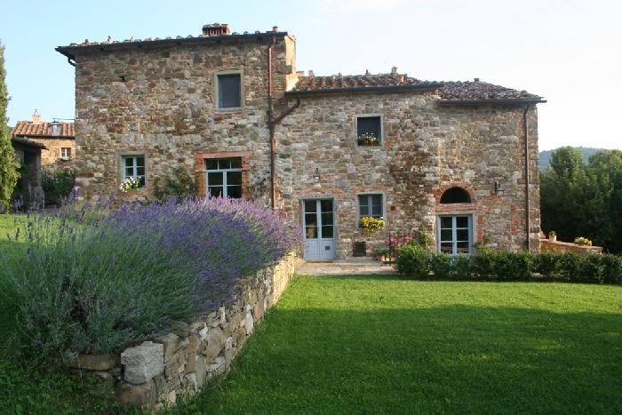 Villa Chiana villa in Tuscany, Arezzo villa, holiday in Italian villa, - Image 1 - Arezzo - rentals