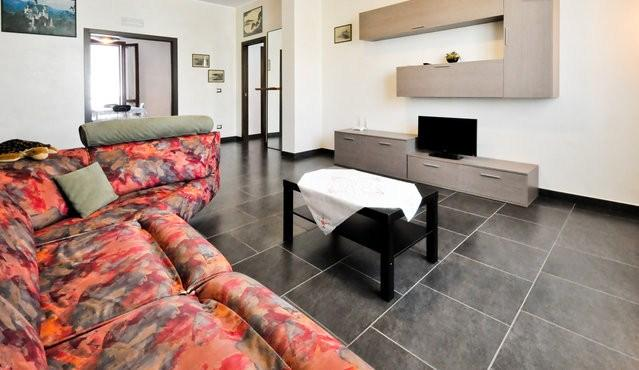 Lounge - Trendy and spacious flat in the heart of Alghero - Alghero - rentals