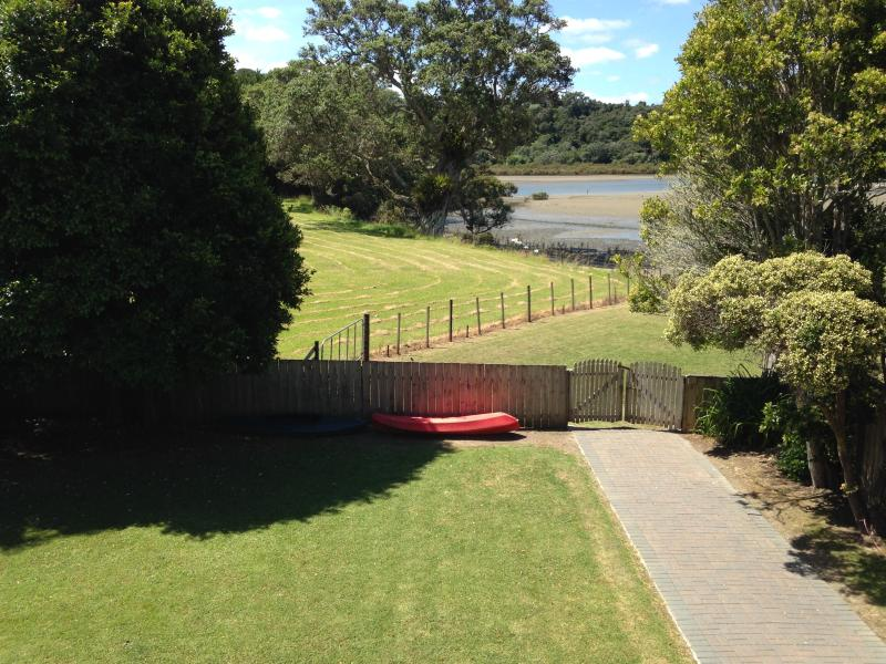 View from apartment & balcony - Adult Waterfront Holidays - Auckland - rentals