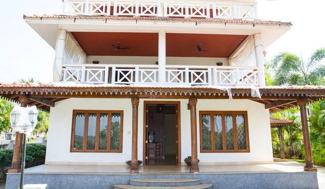 Presidential Villa at Aguada Anchorage - Image 1 - Sinquerim - rentals