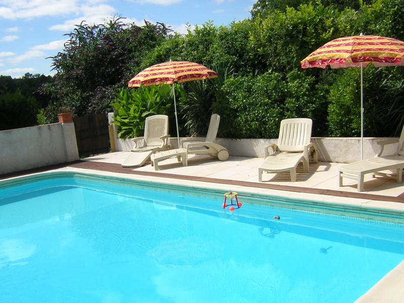 swimming pool - France, Dordogne, Montagrier - Saint-Victor - rentals