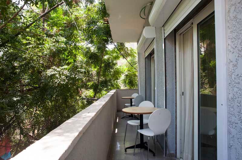 Amazing 1br apartment with balcony hayarkon St. - Image 1 - Tel Aviv - rentals