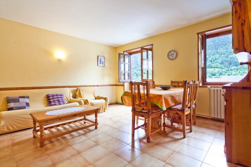 Living room1 - Salardu center 2 bedrooms - Salardu - rentals