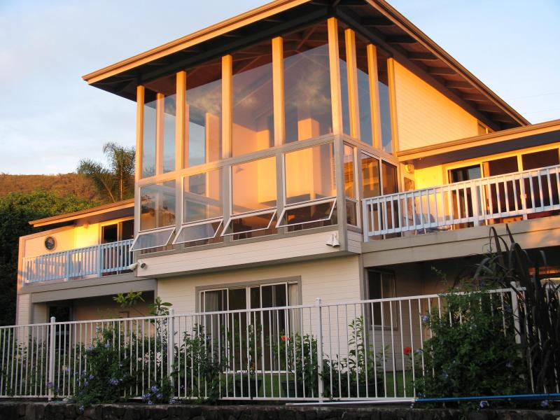Views, views, and more views - Idyllic Honaunau Retreat Deluxe Loft Suite - Captain Cook - rentals
